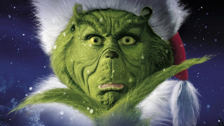How the grinch stole christmas, 2000